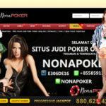 Nonapoker Situs Agen Judi IDN Poker Online Terpercaya Indonesia