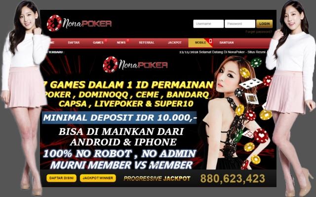 Situs Domino Online Terpercaya Menghadirkan Bonus Besar